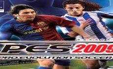 Permalink ke Pro Evolution Soccer 2009 (PES 09) PC Download Full Version