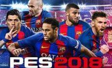 Permalink ke Download Pro Evolution Soccer 2018 (PES 18) PC Repack Single Link